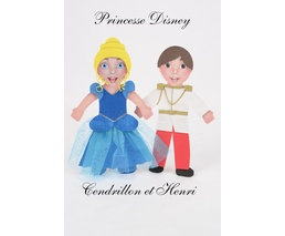 COLLECTION PRINCES ET PRINCESSE DISNEY