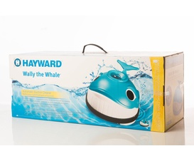 Nettoyeur automatique à succion Wally la baleine de HAYWARD