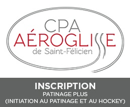 Inscription Patinage plus