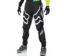 Pantalon VTT Fox 2017 Demo DH Noir-Blanc