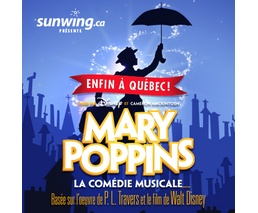 Comédie Musicale Mary Poppins